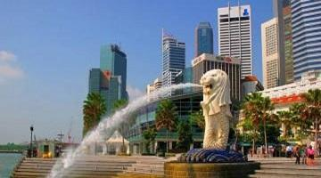सिंगापुर के सहयोग से ग्लोबल स्किल पार्क की स्थापना होगी